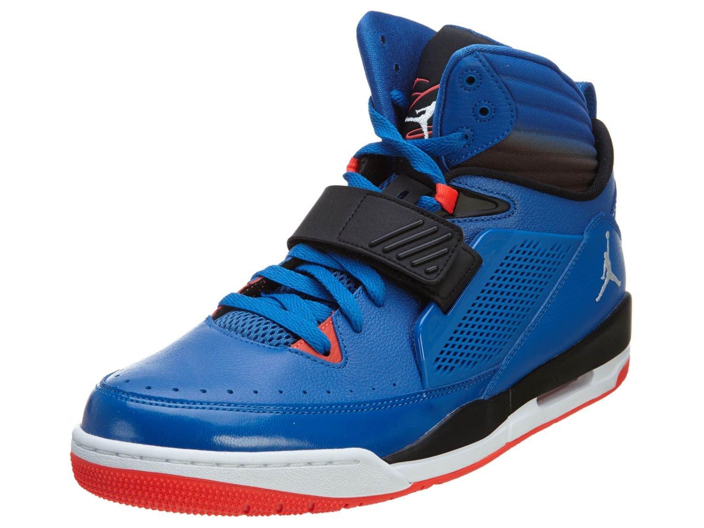 Jordan Flight 97 Mens Style : 654265 Mens B00NVQCSU0 11.5 D(M) US Sport Blue/White-black-infrrd 23