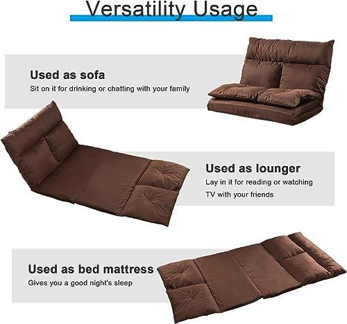Adjustable Floor Sofa