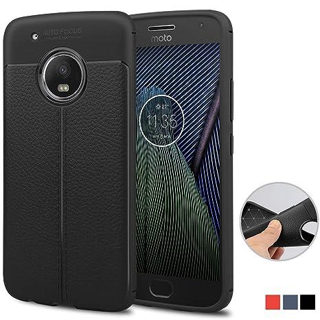 Funda Motorola Moto G5 Plus, achoTREE Patrón Avanzado de ...