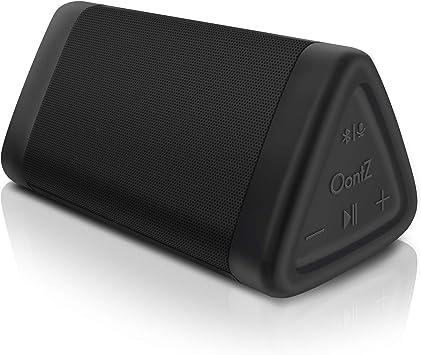Oontz Angle 3 Tragbarer Bluetooth Lautsprecher Neu Und Verbessert 10 W Bass Und Hervorragende Leistung Ipx5 Wasserdicht 30 Meter Bluetooth Reichweite Schwarz Audio Hifi