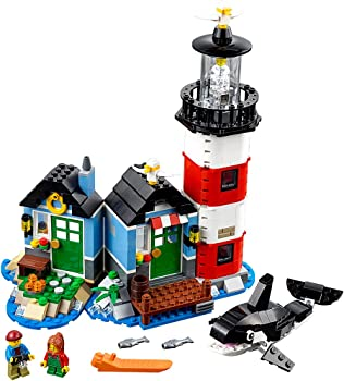 LEGO Creator Lighthouse Point Building Toy