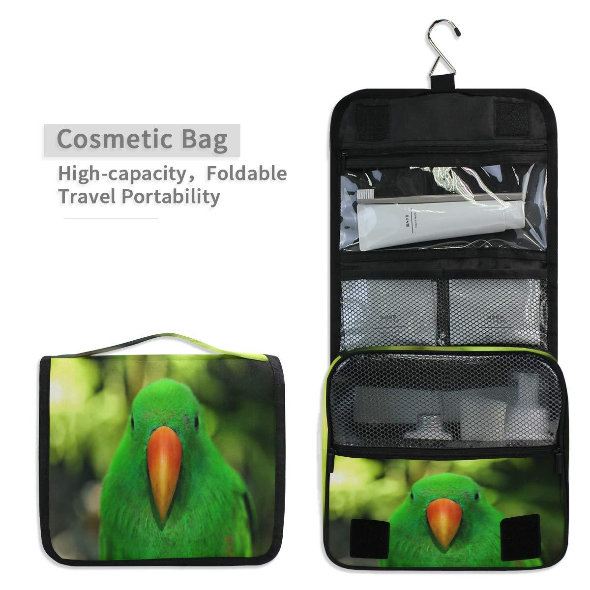 Vinlin - Bolsa de Maquillaje, diseño de pájaro y papagayo ...