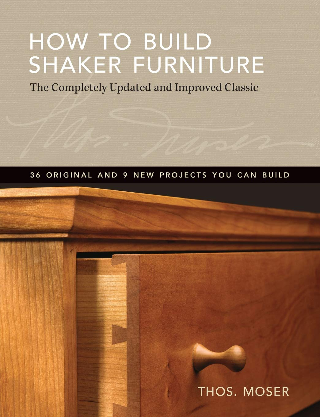 How To Build Shaker Furniture: The Complete Updated ...