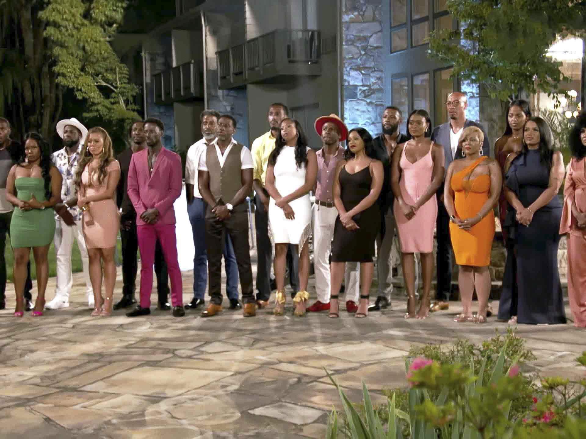 Reunion real season 2 chance of love Real Chance