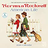 Norman Rockwell American Life 2020 Wall Calendar