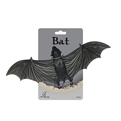 "Seasons Realistic Rubber Bat, 12"": Toys & Games"