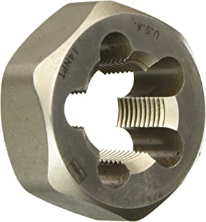 """product image for Irwin Tools 7406 Irwin Pipe Threading Die Hex 2"""" W Across 3/4""""-14NPT"""