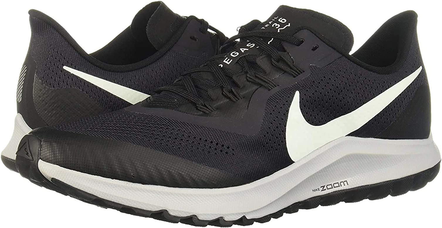 Nike Air Zoom Pegasus 36 Trail, Zapatillas Running para Hombre, Gris (Oil Grey/Barely Grey/Black/Wolf Grey 2), 40 EU: Amazon.es: Zapatos y complementos