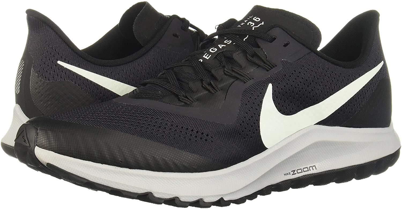 Nike Air Zoom Pegasus 36 Trail, Zapatillas Running para Hombre, Gris (Oil Grey/Barely Grey/Black/Wolf Grey 2), 38.5 EU: Amazon.es: Zapatos y complementos