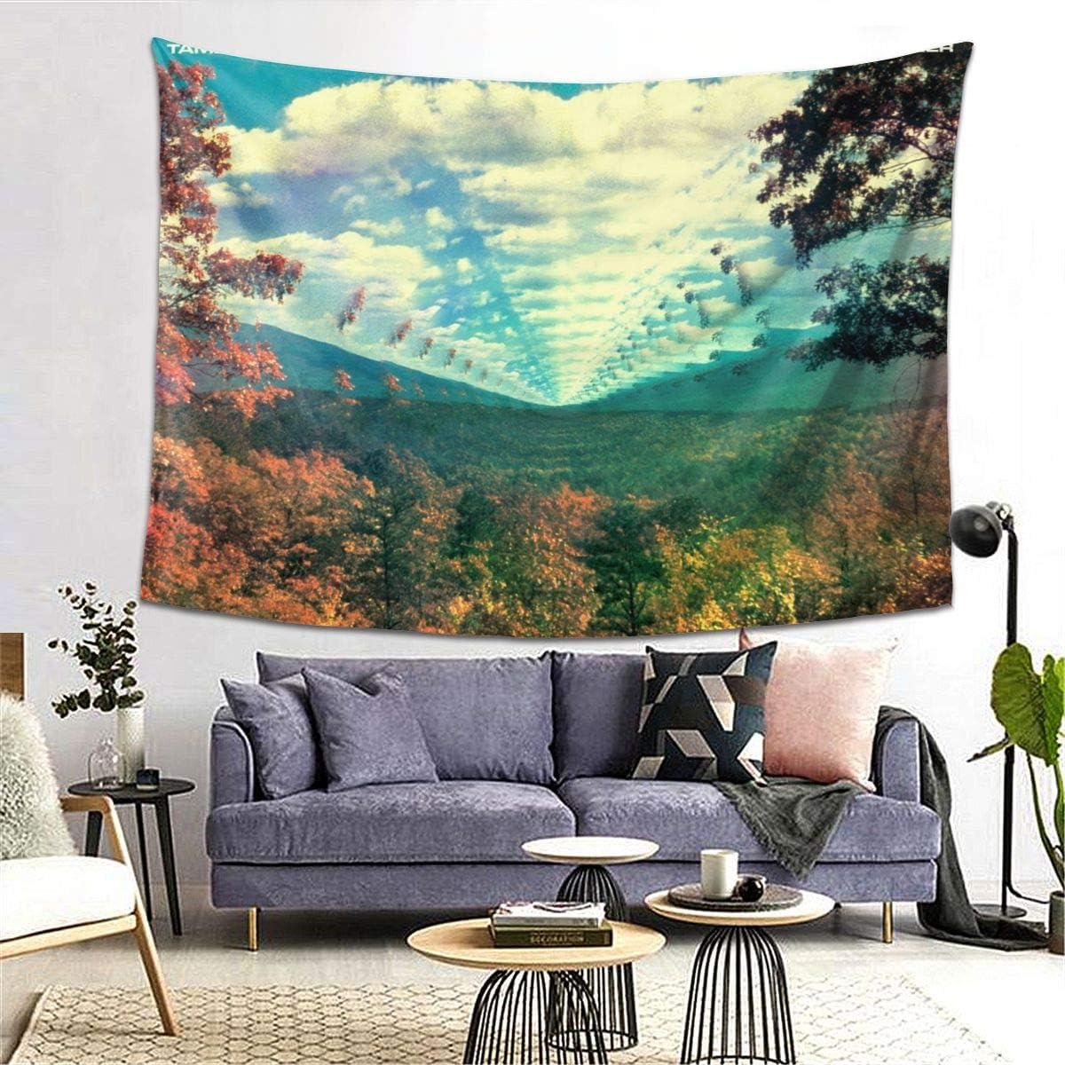 MariaDMiller Tame Impala InnerSpeaker Tapestry,Multi-Purpose Tapestry,Suitable for Living Room Bedroom,Tapestries