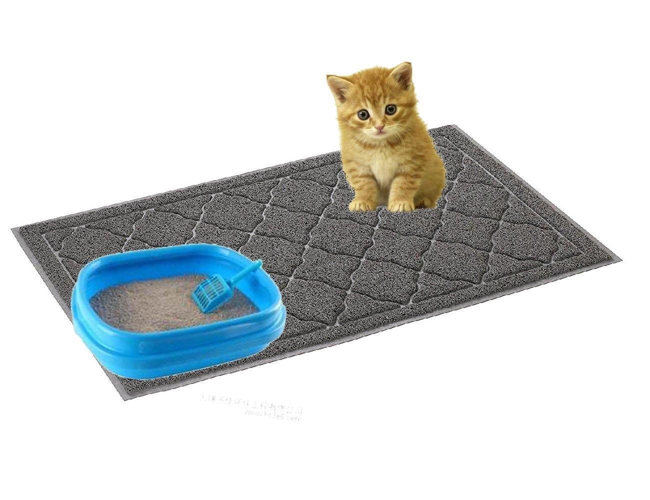 Winko - Alfombrilla de arena para gatos, suave, antideslizante y resistente al agua, 89 x 60 cm: Amazon.es: Productos para mascotas