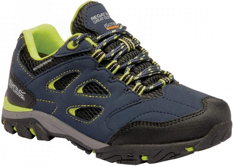 Regatta Girls/' Holcombe Jnr Low Rise Hiking Boots