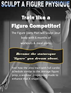 SCULPT A FIGURE PHYSIQUE: Train like a figure Competitor.