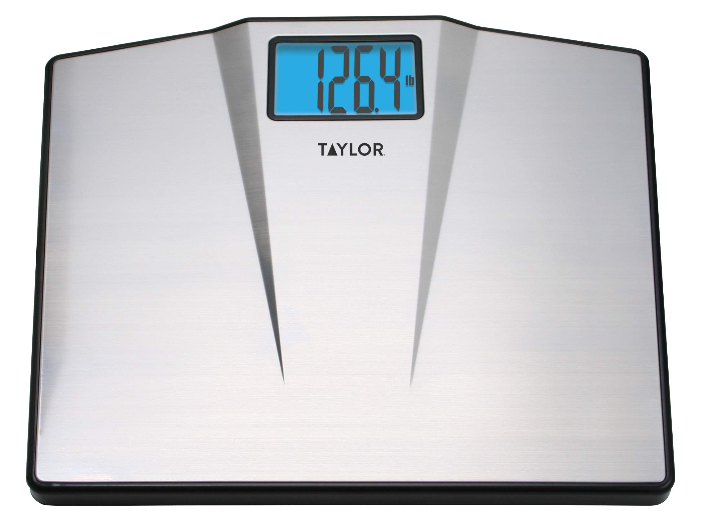 Taylor Precision Products 0 Taylor High Capacity Digital Bathroom Scale, Multicolored by Taylor Precision Products (Image #1)