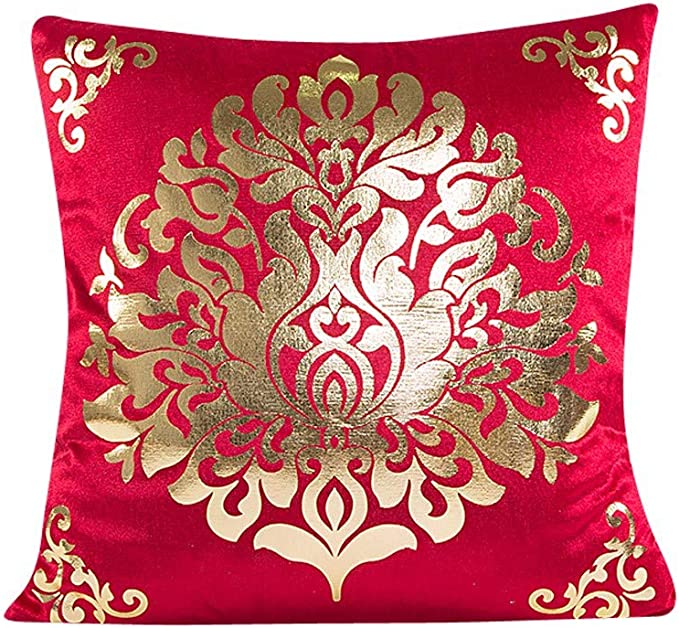 YWLINK 1PC Funda De Almohada Sofá Cintura Throw Cushion Cover ...