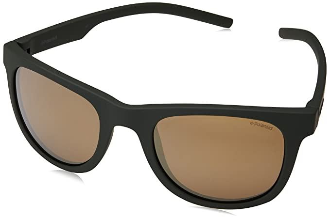 1a3de244bae Image Unavailable. Image not available for. Colour  Polaroid Unisex s PLD  7020 S LM 1ED 52 Sunglasses ...