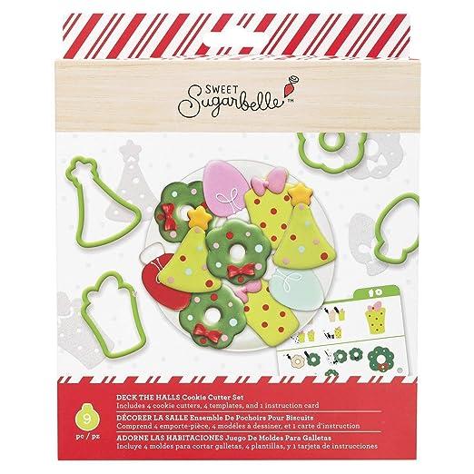 Sweet Sugarbelle 350351 - Juego de cortadores de galletas ...