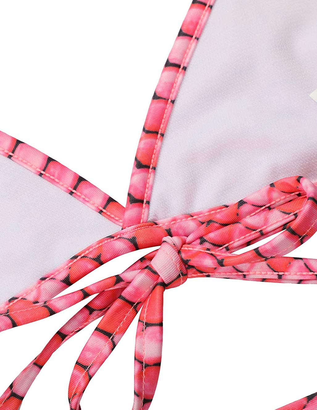 No Monofin LEINASEN 3 Pcs Girls Swimsuits Mermaid Tails Kids Princess Swimming Bikini Bathing Suit Set for 5-14Y