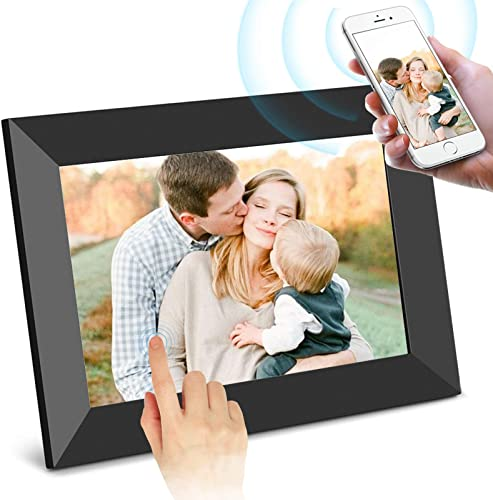 SCISHION Smart 10 Inch 16GB WiFi Digital Photo Frame