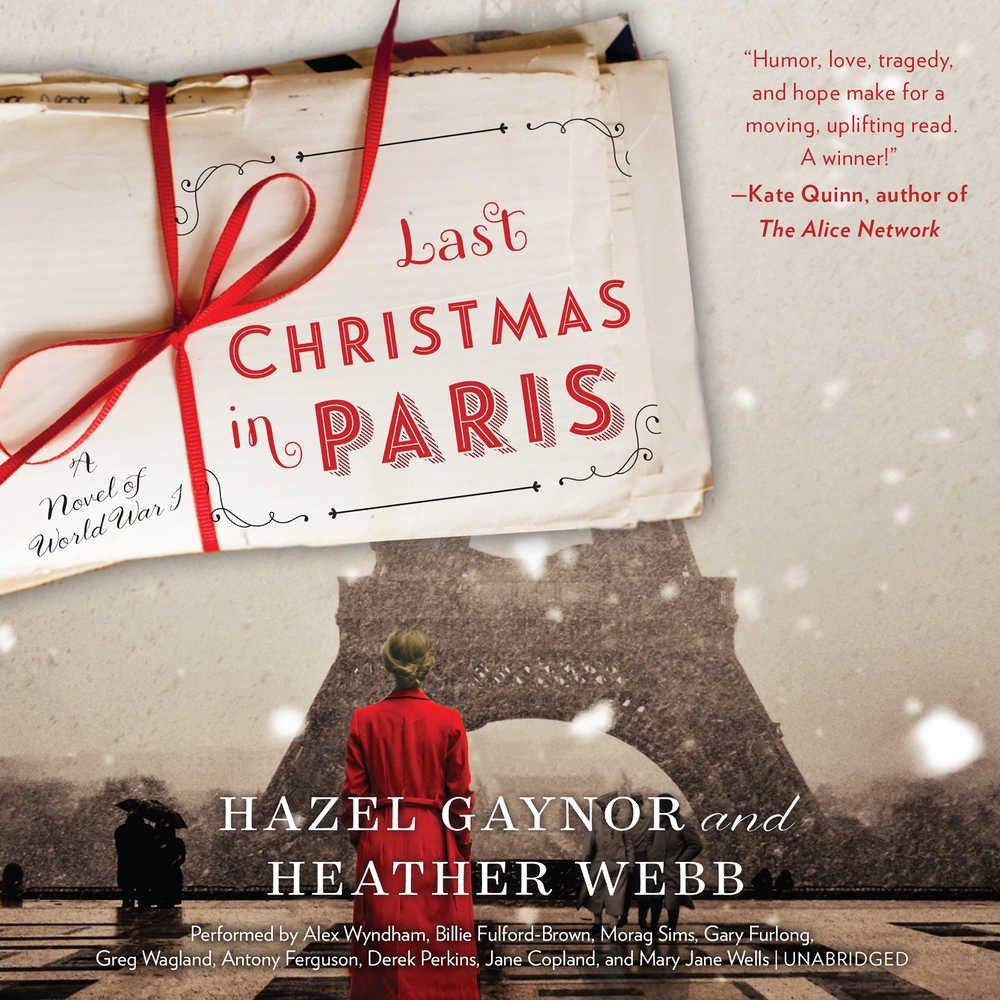 Last Christmas In Paris Book.Last Christmas In Paris A Novel Of World War I Hazel