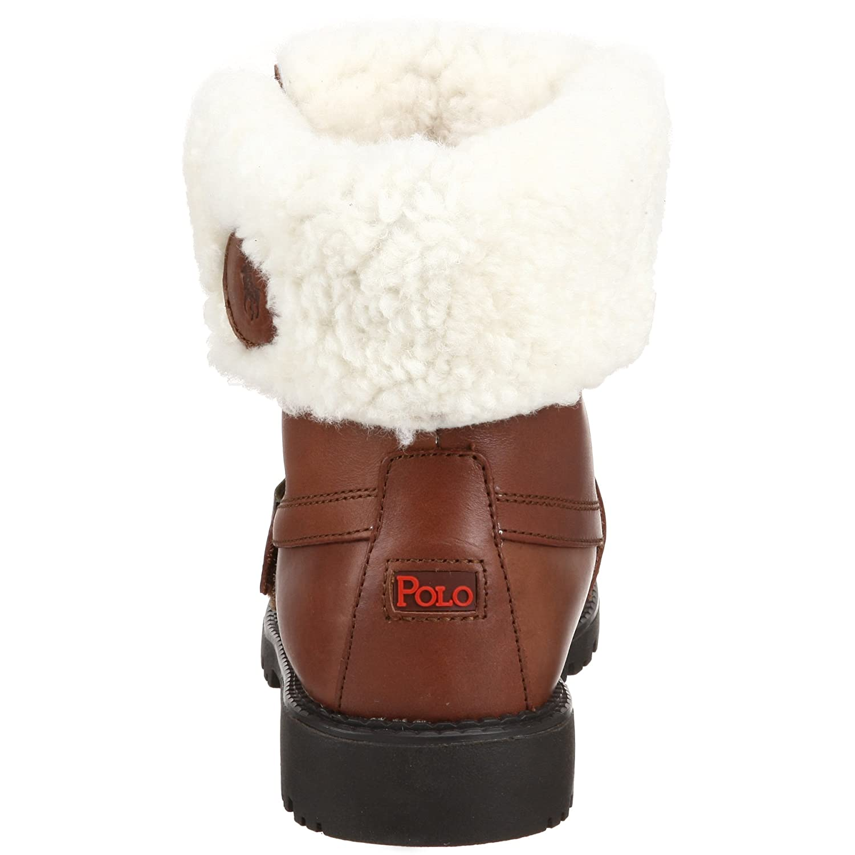 Ranger Ultra Hid Shearling Toddler//Little Kid//Big Kid Polo by Ralph Lauren Ranger Ultra Hi Shearling Outdoor Boot
