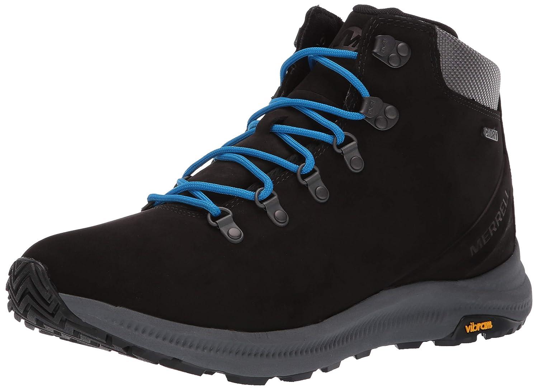 3a6da48f2c4 Merrell Men's Ontario Mid Waterproof Hiking Shoe