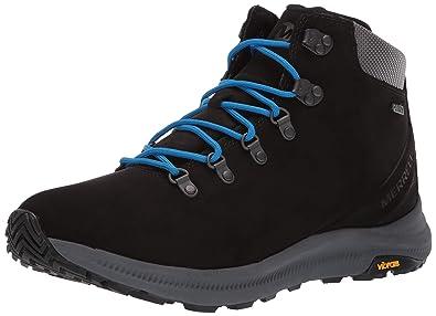 60262a23bd3 Merrell Men's Ontario Mid Waterproof Hiking Shoe