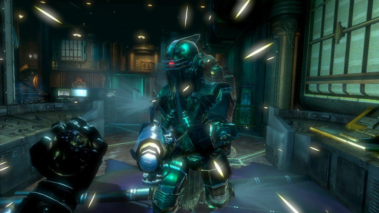 Amazon Com Bioshock 2 Minerva S Den Online Game Code