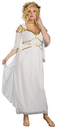 Roman Goddess Costume - Plus Size - Dress ... - Amazon.com