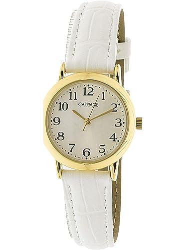 Timex transporte c3 C747 de la mujer Oro Piel Cuarzo Moda reloj: Timex: Amazon.es: Relojes
