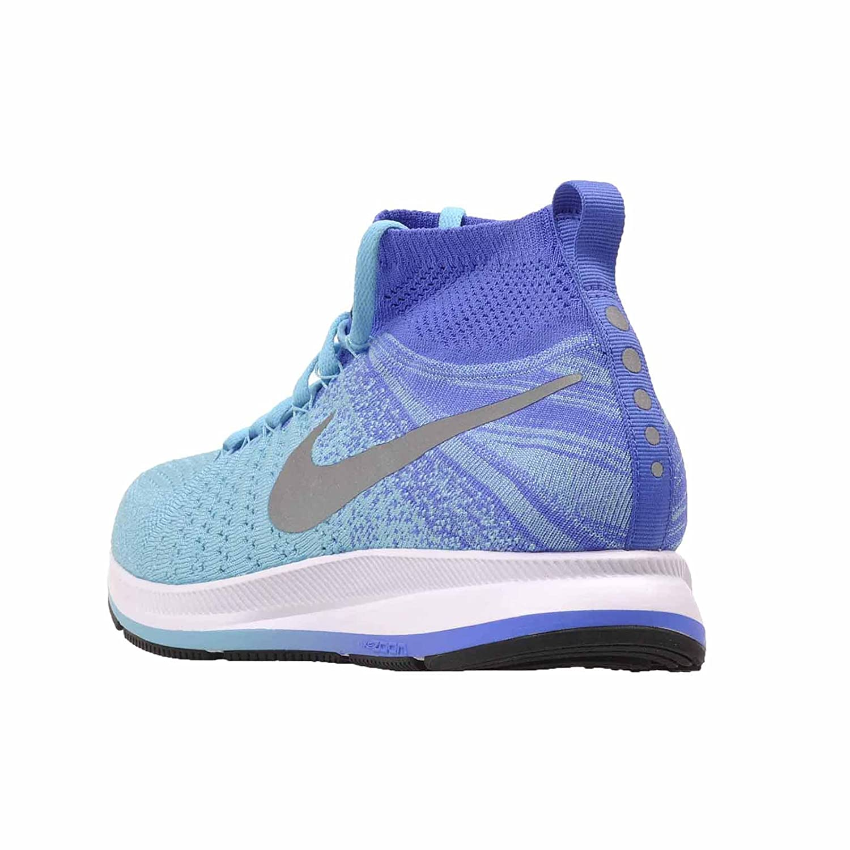 f26e07405e02 Amazon.com  Nike Zoom Pegasus All Out Flyknit Big Kids Running Shoe ...
