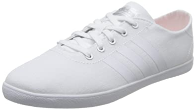 Adidas QT VULC CLOUDFOAM Black Tennis Shoes