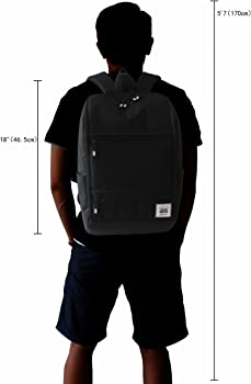 7c876fde5de5 Travelers Backpack School Laptop Lightweight Large Compartment Bag