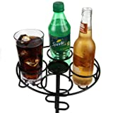 Trenton Gifts Sturdy Outdoor Beverage Table