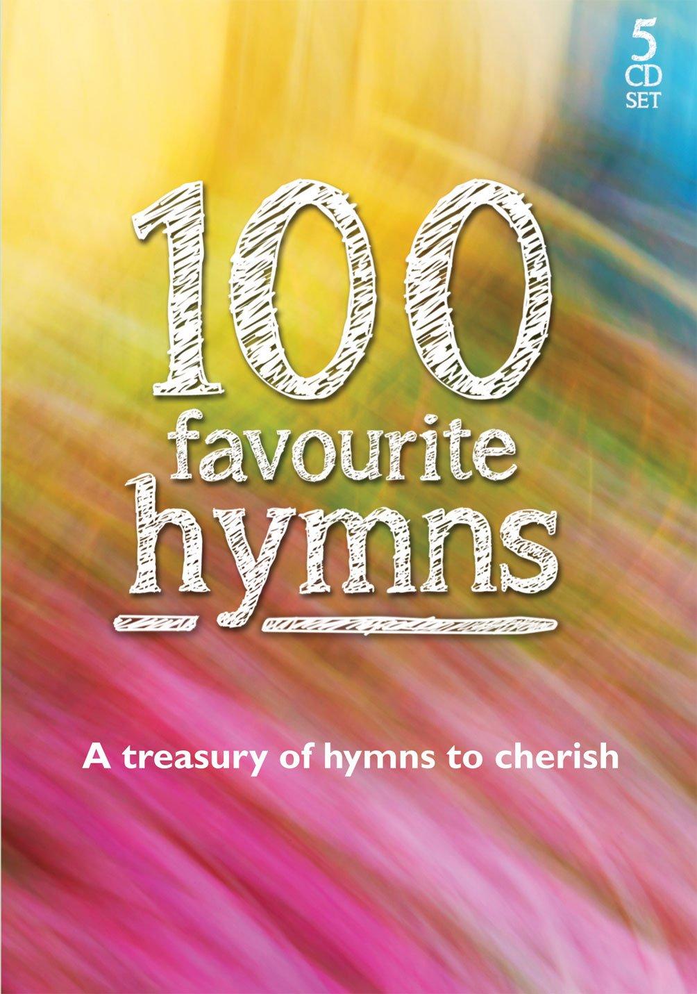 100 Favourite Hymns 5 CDセット B00OA0RJ8M