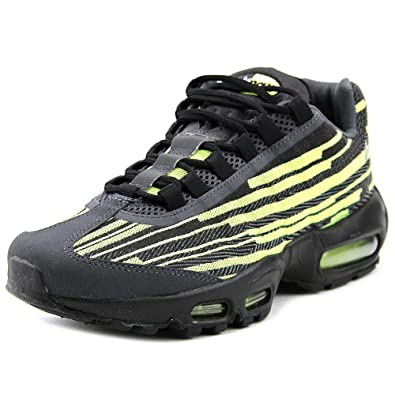 new product e5b0c a1c5e Nike Air Max 95 Jacquard Mens Running Shoes 644793-003 Black 9 M US