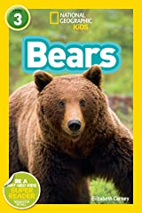 National Geographic Readers: Bears Kindle Edition
