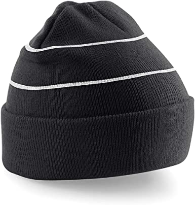 Beechfield Enhanced-viz Hi-Vis Knitted Winter Hat Beanie Warm Thermal RW208