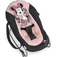 Hauck Babywippe Rocky von Disney, Schaukelfunktion, verstellbare Rückenlehne, Sicherheitsgurt und Tragegriffe, ab Geburt bis 9 kg verwendbar, kippsicher und tragbar