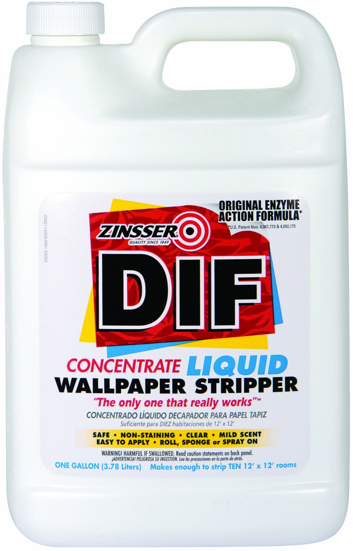 Rust-Oleum Corporation 02401 Liquid Concentrate Wallpaper Stripper, 1-Gallon product image