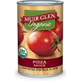 Muir Glen Organic Pizza Sauce, 15 oz, 12 Pack