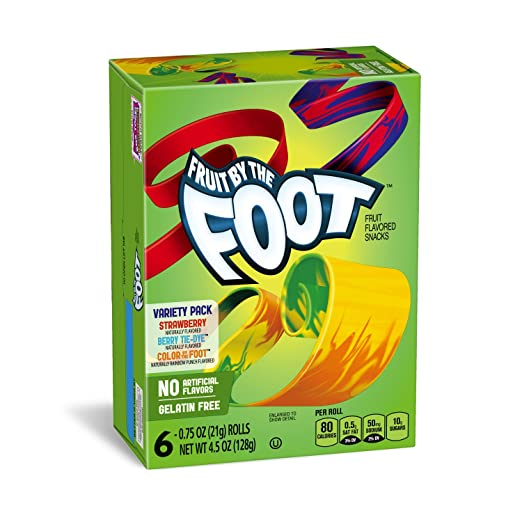 General Mills Betty Crocker Fruit By The Foot, 4.5 oz