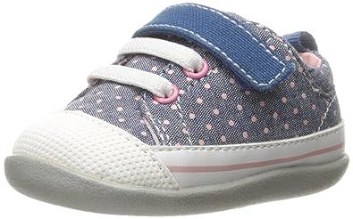 See Kai Run Girls  Stevie II Blue Dots Boat Shoe 6 M US Toddler 00fb9dac0