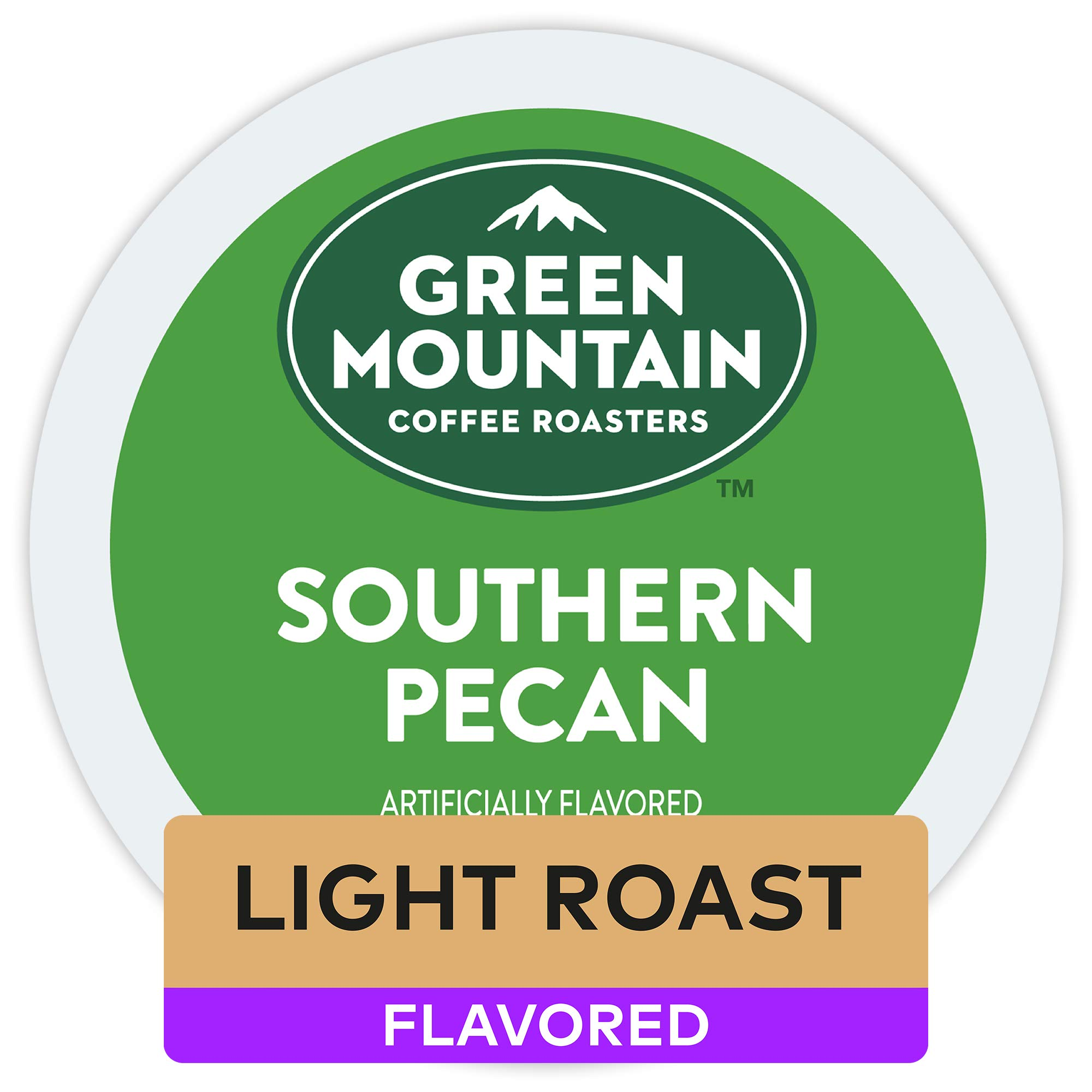 Green Mountain Coffee Light Roast K-Cup for Keurig Brewers, Southern Pecan Coffee (Pack of 96)