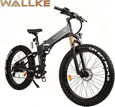 WALLKE X3 Pro Electric Mountain Bike