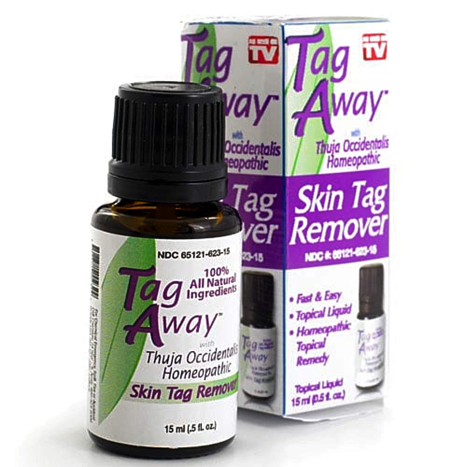 Tag Away Skin Tag Remover by Natures Pillows