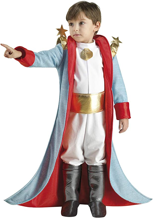 Clown Republic - Disfraz de pequeño príncipe para niño, 09302/02 ...