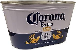 The Tin Box Company Corona Large Party Tub with Cutout Handles