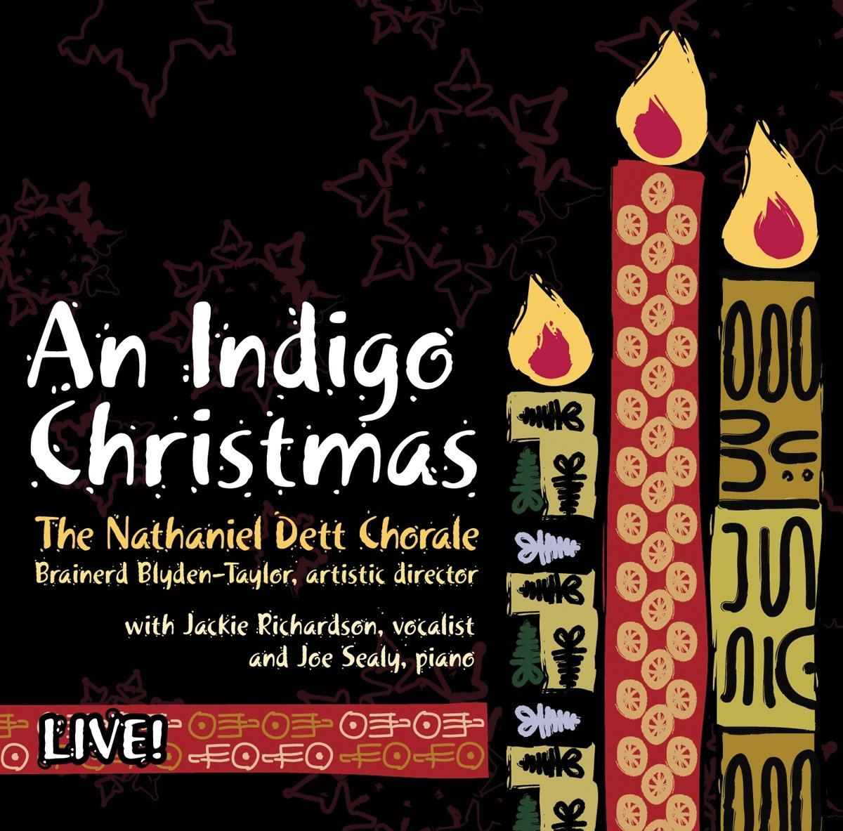 An Indigo Christmas Live by Marquis