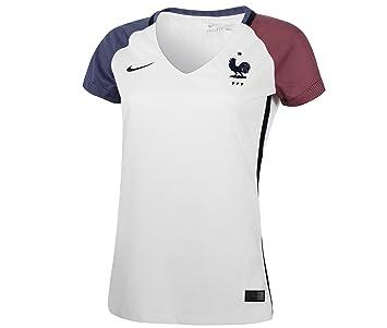 Nike Federación Francesa de Fútbol 2015/2016 - Camiseta Oficial, Talla L
